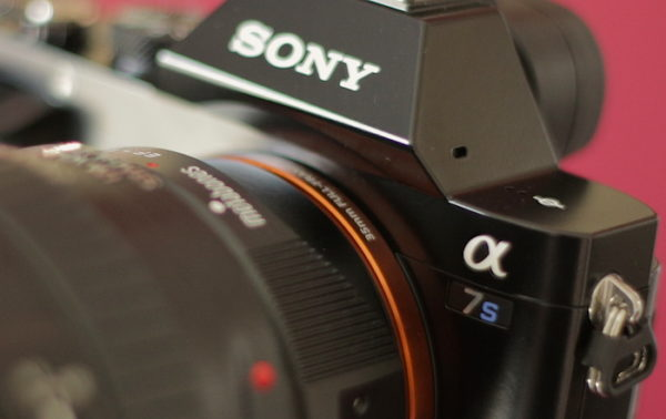 Sony A7s comes to stay 'in the dark!' - Dan Mears