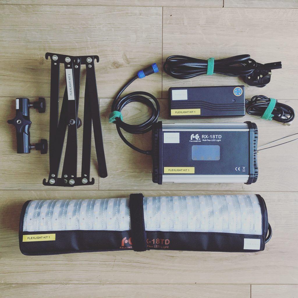 RX-18TD Components